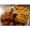 Fish & Chips Kibbeling